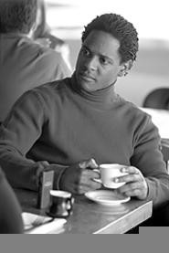Blair Underwood plays Calvin playing an actor.