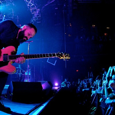 Blue October Performing at House of Blues