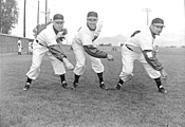 Bob Feller, the right-hand man of the Tribe's winning - '54 season.