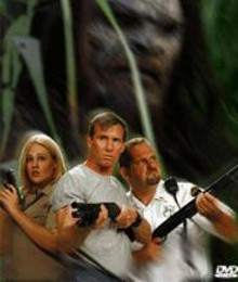Bob Gray (right) prepares for a mean fight with child-support enforcement agents.
