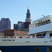 11 Awesome Northeast Ohio Distractions Book a night on the Goodtime III. G'head. You deserve a couple hours of whisky on the lake this weekend. ERIK DROST/FLICKR CREATIVE COMMONS