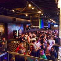 Best Gay and Lesbian Bar: Bounce Bounce has been the LGBT mainstay outlet of adventure and partying for years now, and folks keep coming back because no one does it better. From Top 40 dance hits and pulsing strobe lights to leather, mesh and any other fetish you can dream of, Bounce is welcoming and encouraging. The weekend drag shows are just one of the popular reasons people flock to the Detroit Avenue club, but the comfy sofas lining the lounge and the raised dance floor mean there's something for you here, whether you're on the market for a pal or a straight hanging out with friends for the night. Bounce attracts everyone — everyone — and that's just about the best compliment a bar of any kind can hope to receive.2814 Detroit Ave., 216-357-2997, bouncecleveland.com. Photo via Facebook