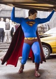 Brandon Routh looks the part, but he's no Christopher Reeve.