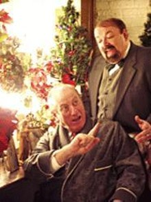 Bravo, Caruso! goes backstage at the opera house, - through December 11 at the Play House.