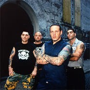 Bring on the beefcake: Agnostic Front.