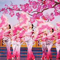 "10 Things Going on in Cleveland this Weekend (January 31 - February 2) Bringing the spirit of ancient Chinese culture, Shen Yun is a spectacle thousands of years in the making. Roughly translated to ""rhythm of the divine being,"" the dance company's program honors the traditions of the spiritual discipline known as Falun Gong in a beautiful and devoted fashion. Through traditional dance, music, singing and costumes, this performance takes audiences through the history of Chinese dynasties and legends. Full of life and color, animated backdrops and a live orchestra assist the performers. Already on its eighth year of international touring, the company more than proves the power and beauty of its art. The performance takes place tonight at 7 and tomorrow afternoon at 2 at the State Theatre. Tickets are $50 to $150. (Stoops) Photo via Facebook"