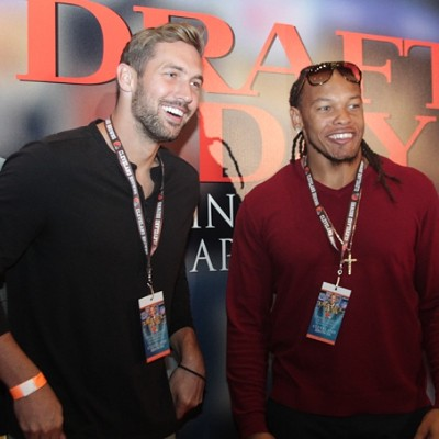 12 Photos from the Draft Day Premiere at Valley View