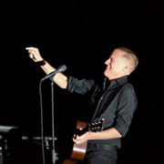 Bryan Adams 'Bare Bones' Approach Works Well at Connor Palace Concert