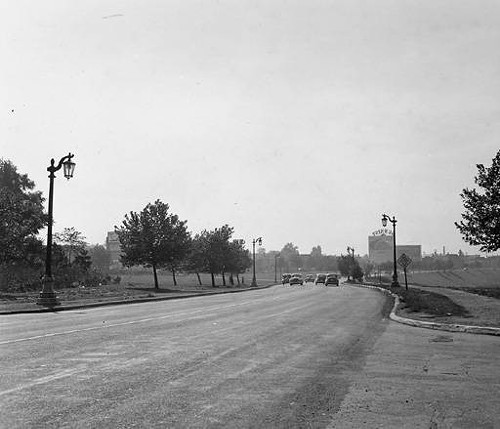 Bulkley Boulevard (the West Shoreway before it became the West Shoreway)