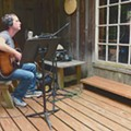 Cabin Fever: Singer-Songwriter Chris Allen Went to the Woods to Record his New Album