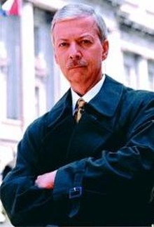 Carl Monday: The one man who makes library masturbators seem sympathetic.