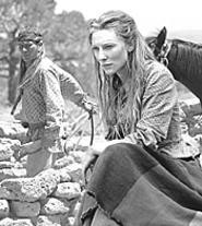 Cate Blanchett's plenty bitter as Samuel's estranged - daughter, Maggie.