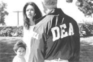Catherine Zeta-Jones plays the pampered wife of a - drug baron.