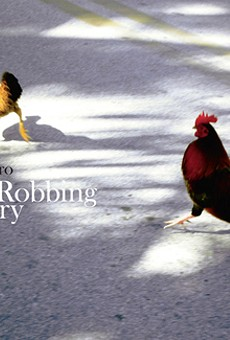 CD Review: Robbing Mary