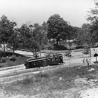 20 Photos of Old Cleveland Streetcars Cedar Glen near Overlook Road, circa 1920 Cleveland Memory Project