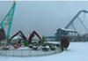 Cedar Point, December 2013