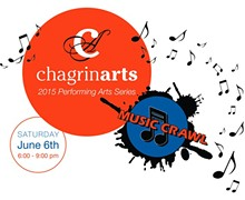 Chagrin Arts Music Crawl