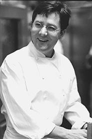 Charlie Trotter, who never met a meal he'd make again.