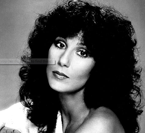 Cher - PHOTO VIA WIKIMEDIA