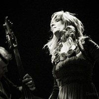 Saturday, October 12: Hear Over the Rhine at the Kent Stage Cincinnati's indie folk-rock act Over the Rhine first formed in 1989 and had a brief brush with stardom in the '90s, when it signed to the I.R.S. imprint, the same label that launched the career of R.E.M. The band never broke through to the mainstream but it has delivered some solid albums. The Long Surrender, a terrific release that it recorded with Grammy-winning producer Joe Henry (Loudon Wainwright III, Ani DiFranco), features a guest appearance by Lucinda Williams. Henry even co-wrote two songs with the band. Opener Tift Merritt is a talented singer-songwriter who has had a terrific career ever since dropping her 2002 debut Bramble Rose, which drew comparisons to alt-country crooners like Iris DeMent. It even landed on many of that year's top ten lists, an impressive feat for an artist who was virtually unknown. Tickets are $20-$25, and the show starts at 8 p.m. on the Kent Stage. (Niesel) Photo Courtesy of Todd V. Wolfson for the Kevin Welch Website