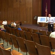 Clark-Fulton Residents Debate Fate of Lincoln West High School
