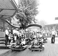 Cleveland Amusement Park Memories takes a ride - down Nostalgia Lane. - COURTESY OF GRAY & COMPANY