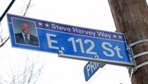 "Cleveland Just Renamed E. 112th St. ""Steve Harvey Way"""