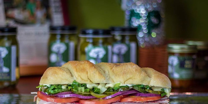 14 Places to Get Great Subs In and Around Cleveland, According to Reddit Cleveland Pickle is located at 850 Euclid Ave, Cleveland. Photo Courtesy of Cleveland Pickle, Facebook