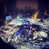 CLEVELAND ROCKS NYE 2014 By far one of the most epic events I have ever been a part of! #NYE #CLEVELAND #GOPRO #TIMELAPSE #PUBLICSQUARE