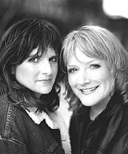 Closer to fine: Indigo Girls play Tower City - Amphitheater Thursday.