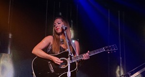 Colbie Caillat Performing at Hard Rock Live