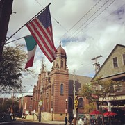 Columbus Day Parade Kicks Off at Noon in Cleveland's Little Italy