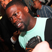 Comedian Kevin Hart Promotes New Film at Tower City Cinemas Screening