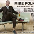 Comedian Mike Polk Jr. to Record Live Album at Mahall's