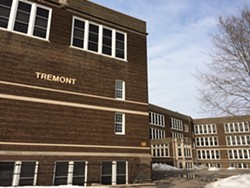 The future of Tremont Montessori is still up for debate. - ERIC SANDY / SCENE