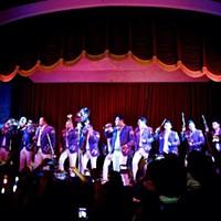 15 Photos from Your Holiday Weekend in Cleveland Como se la pasaron con la BANDA MS? #Cleveland #ohio #concert #baile #party Photo via Johanna Rae, Instagram