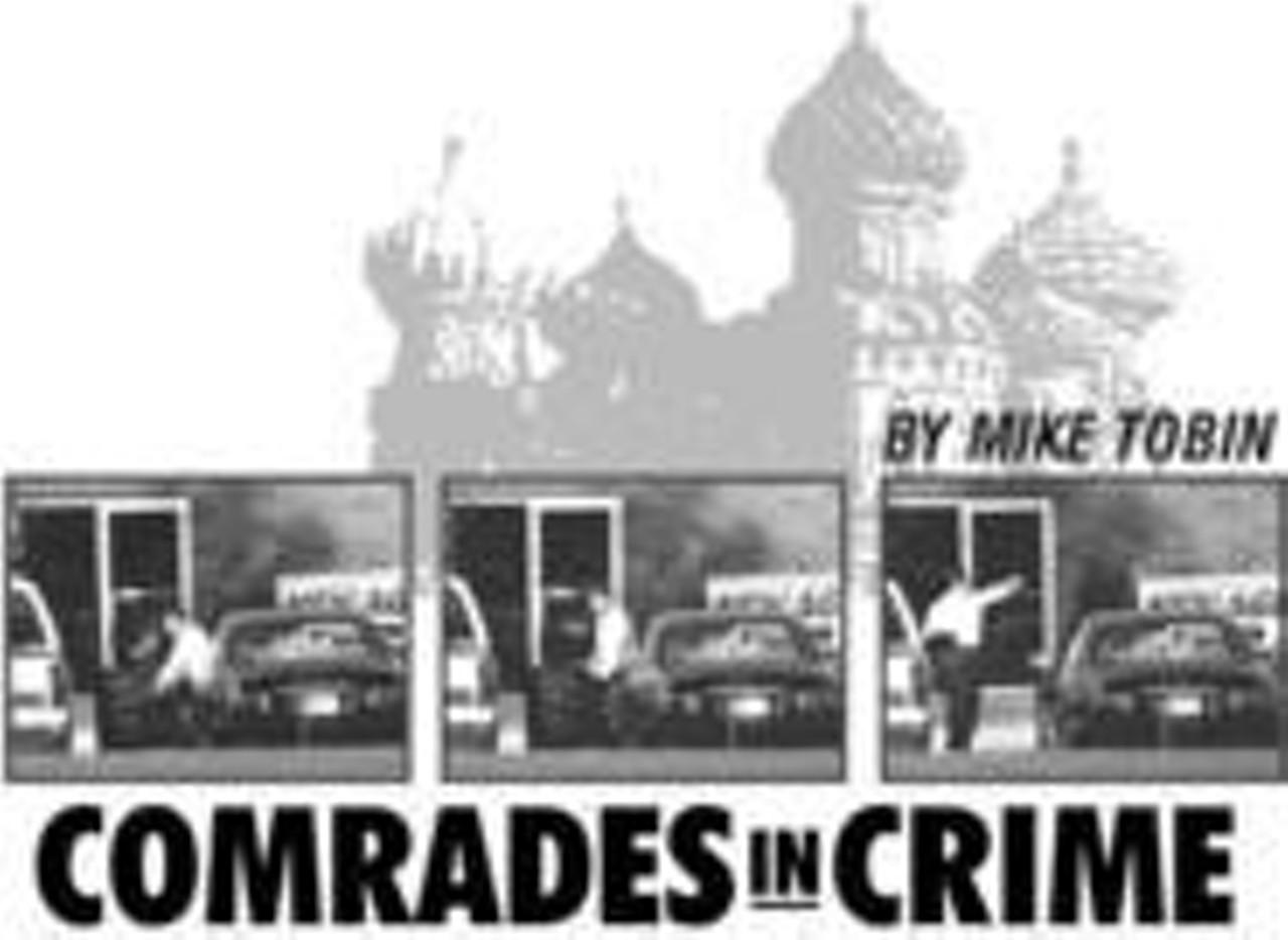 Comrades in Crime | News Lead | Cleveland Scene