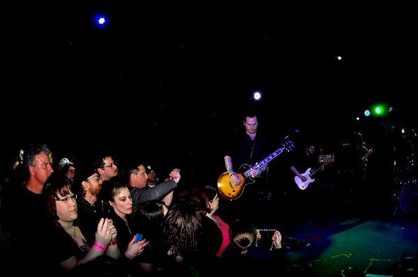 Concert Slideshow: Candlebox at Peabody's