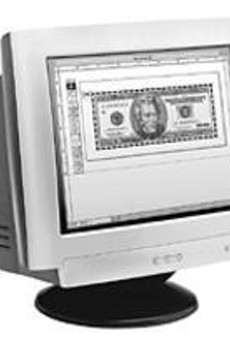 Counterfeiting has become as easy as point and click.