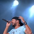 Country Singer Luke Bryan Revels in Party Atmosphere at Blossom