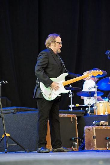 Crosby, Stills and Nash Performing at Jacobs Pavilion