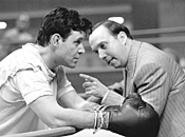 Crowe and Giamatti play the fighter and his manager - in this inspirational true story.