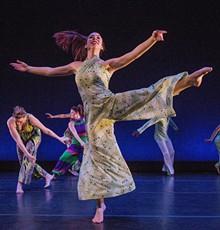 STEVE WAGNER PHOTOGRAPHY - CSU Spring Dance Concert 2015