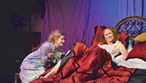 Dance of Death: A Dying Woman is the Focus of the Powerful, Splendidly Performed Woman and Scarecrow