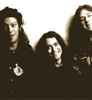 Dead Moon (Fred Cole, far right) has an admirer in Pearl Jam.