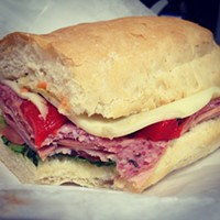 14 Places to Get Great Subs In and Around Cleveland, According to Reddit Deanatella's Italian Food, Subs, Pizza is located at 7525 Granger Rd, Valley View. Photo Courtesy of Cleveland Pickle, Facebook