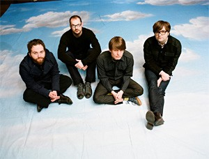 Death Cab gets high.
