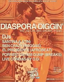 Diaspora Diggin