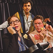 Dive! Dive! Into a Heady Submarine Comedy: Undersea Telemarketing Helps Artistic Revelation Surface in Spirits to Enforce at Cleveland Public Theatre