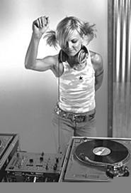 DJ Kimberly S. headlines Saturday's Dancin' blowout - at Bounce.